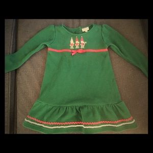 3/$20! Christmas elf dress